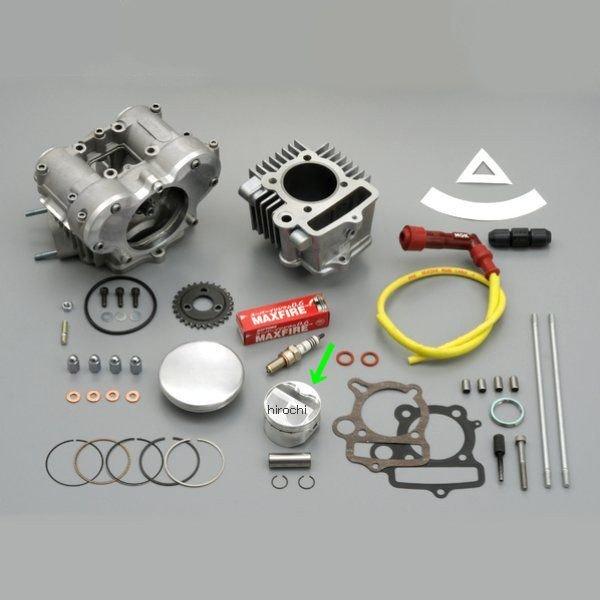 【メーカー在庫あり】 デイトナ DOHC 補修部品 鍛造ピストン 単体 52mm DOHCヘッド用 汎用 73562 JP店