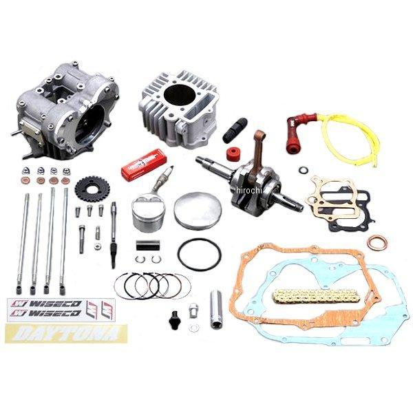 デイトナ フィンガーフォロアーDOHCヘッド&ストロークアップキット124.8CC 75012 JP店