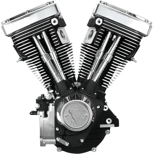 【USA在庫あり】 S&Sサイクル S&S Cycle エンジン V80 ロングブロック 0901-0187 JP店