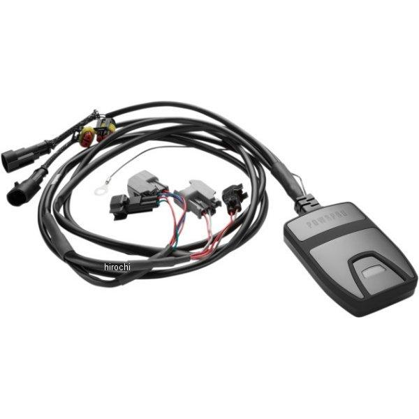 【USA在庫あり】 コブラ COBRA FI2000R パワープロ (燃調) 黒 16年 FXS/FLS 1020-2607 JP店