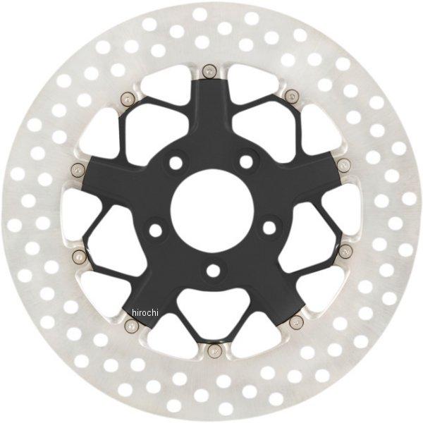 【USA在庫あり】 ローランドサンズデザイン RSD ブレーキローター 11.8インチ フロント 左または右 08年以降 FLT ヒッチ黒つや消し 1710-3041 JP