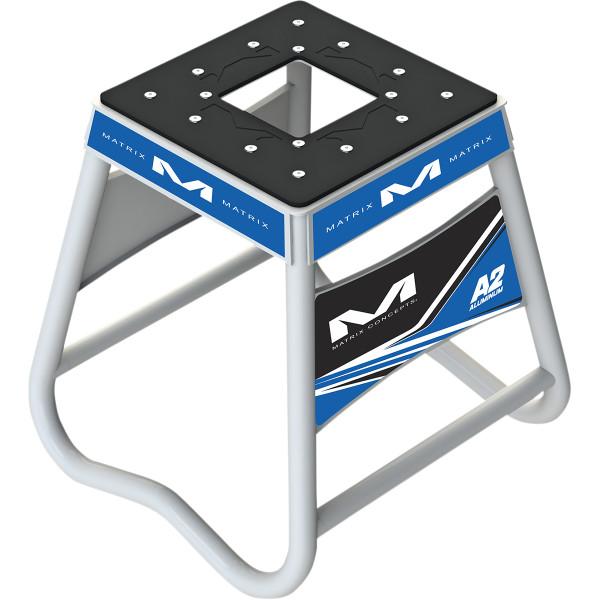 【USA在庫あり】 マトリックスコンセプト Matrix Concepts アルミスタンド 青/白 4101-0454 JP店