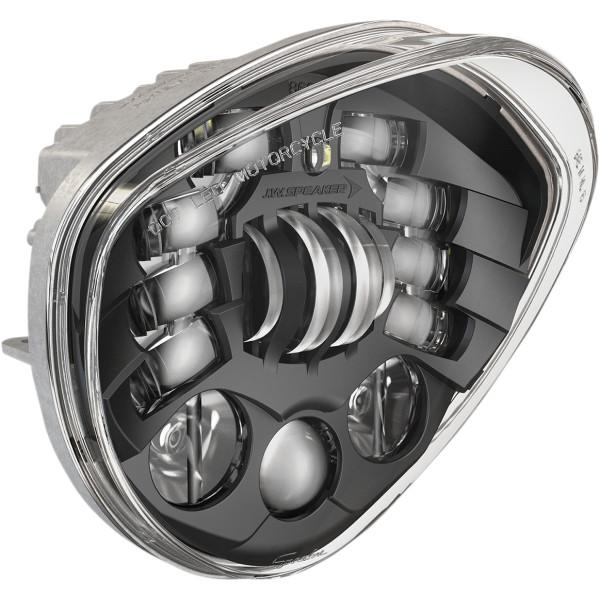 【USA在庫あり】 JWスピーカー J.W. Speaker LEDヘッドライト 7インチ 8695 黒 2001-1443 JP店