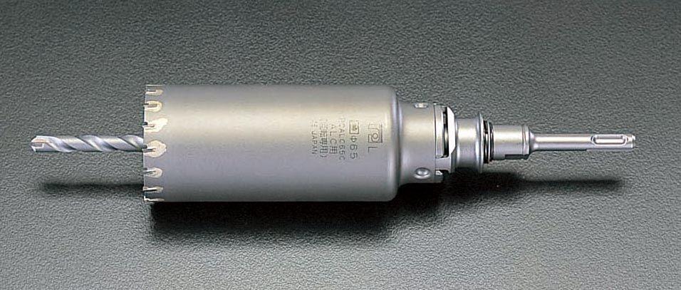 【メーカー在庫あり】 エスコ ESCO 80mm ALC用コアドリル SDS 000012064236 JP店