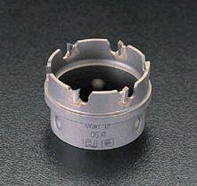 【メーカー在庫あり】 エスコ ESCO 65mm 超硬付ホールソー 000012064290 JP店