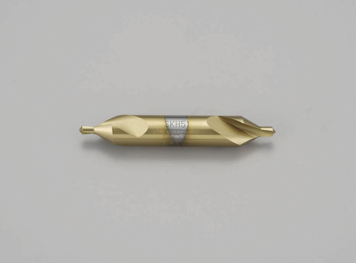 【メーカー在庫あり】 エスコ ESCO 6.0x 90mm/90゜ センタードリル 軸 16 mm/コーティング 000012213547 JP店