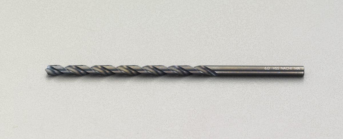 【メーカー在庫あり】 エスコ ESCO 8.0x400mm ドリルビット ロング HSS 000012021240 JP店