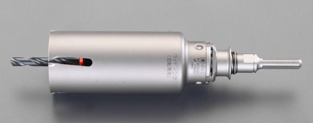 エスコ ESCO 45mm ウッディングコアドリル SDSシャンク 000012081398 JP店
