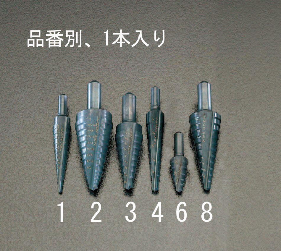 【メーカー在庫あり】 エスコ ESCO 4.5-22.0mm バリビット 9.5mm軸 000012022451 JP店