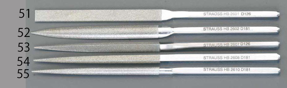 【メーカー在庫あり】 エスコ ESCO 220mm ダイヤモンド ハビリスやすり 三角/細目 000012081482 JP店