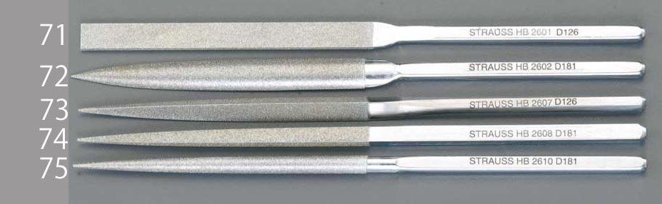 【メーカー在庫あり】 エスコ ESCO 220mm ダイヤモンド ハビリスやすり 三角/粗目 000012081492 JP店