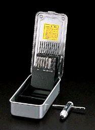 【メーカー在庫あり】 エスコ ESCO M 4 - M 6 タップドリルセット 電設用 000012054479 JP店
