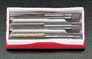【メーカー在庫あり】 エスコ ESCO M22 x1.5 ハンドタップ3本組 SKS2 000012022563 JP店
