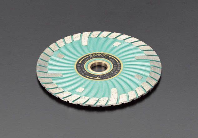 【メーカー在庫あり】 エスコ ESCO 105x2.2x20.0mm ダイヤモンドカッター 000012025646 JP店