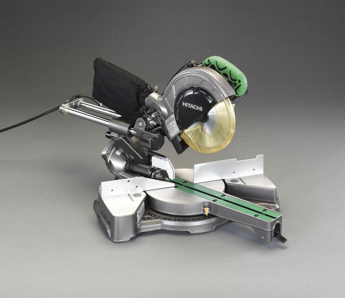 【メーカー在庫あり】 エスコ ESCO 216mm 卓上型スライド式電動丸鋸 000012215554 JP店