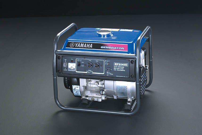 エスコ ESCO AC100V/2.0kw 50Hz 発電機 000012059681 JP店