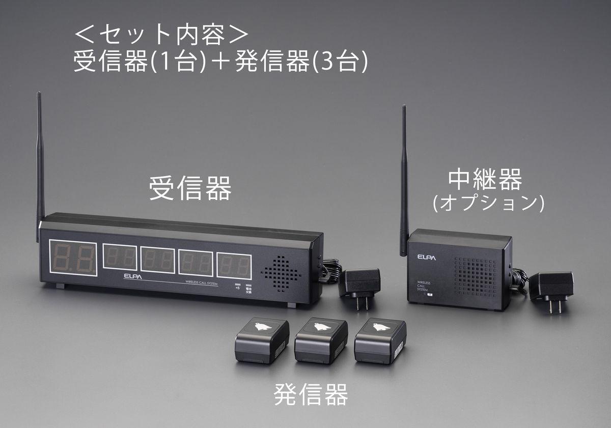 【メーカー在庫あり】 エスコ ESCO ワイヤレス発信器 000012264667 JP店