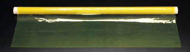 【メーカー在庫あり】 エスコ ESCO 0.5x915mmx10m PVC製 フィルム イエロー 000012090305 JP店