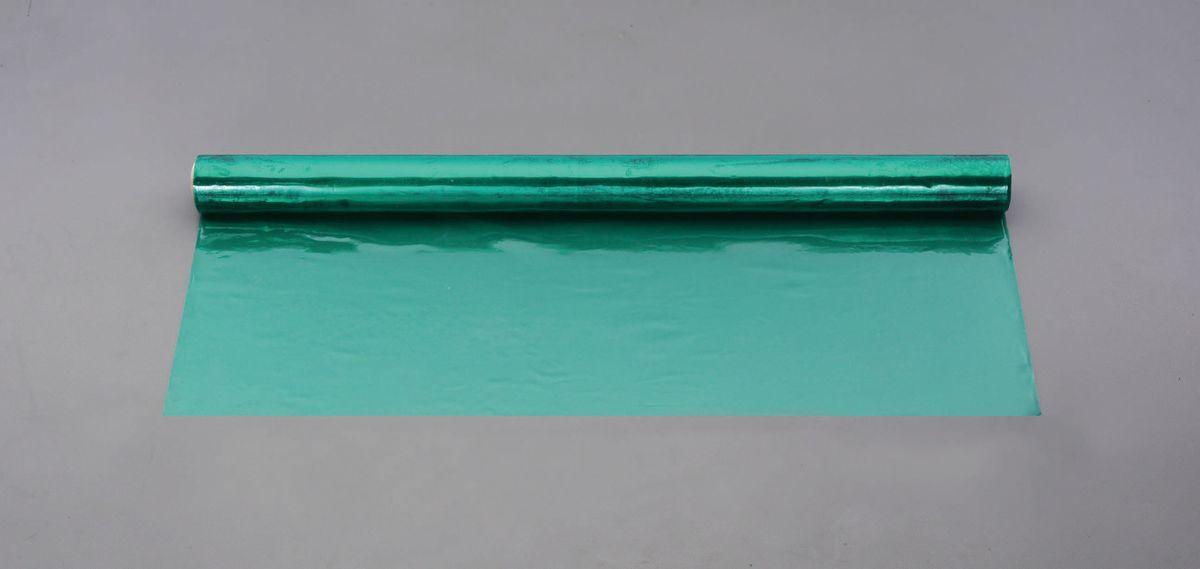 【メーカー在庫あり】 エスコ ESCO 0.5x915mmx10m PVC製 フィルム グリーン 000012241575 JP店