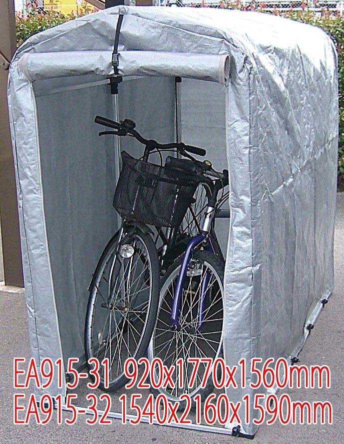 【メーカー在庫あり】 エスコ ESCO 920x1770x1560mm 簡易物置きハウス 000012216074 JP店