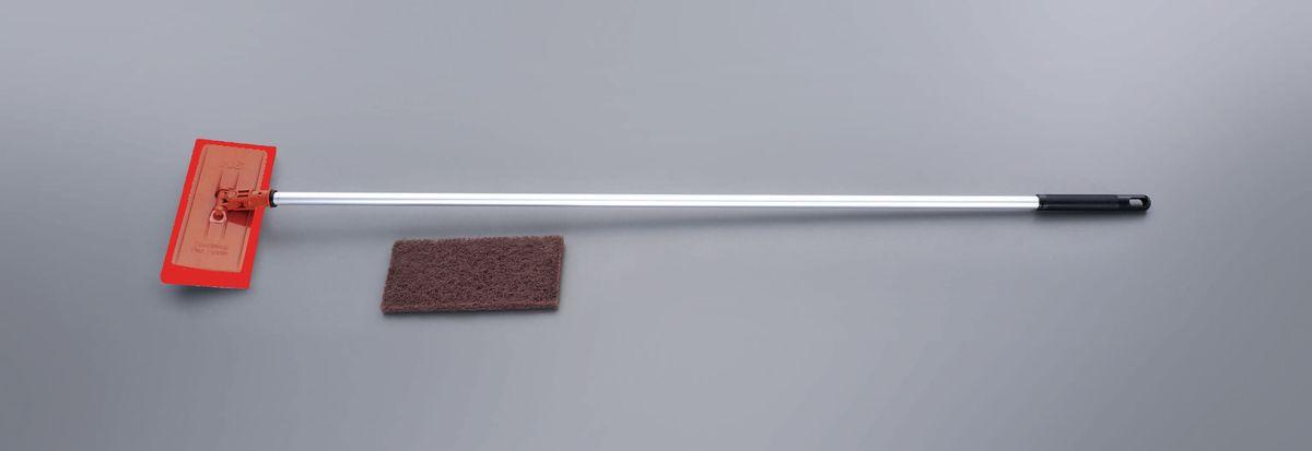 【メーカー在庫あり】 エスコ ESCO 227x1354mm ハンドル付タワシ 000012241975 JP店