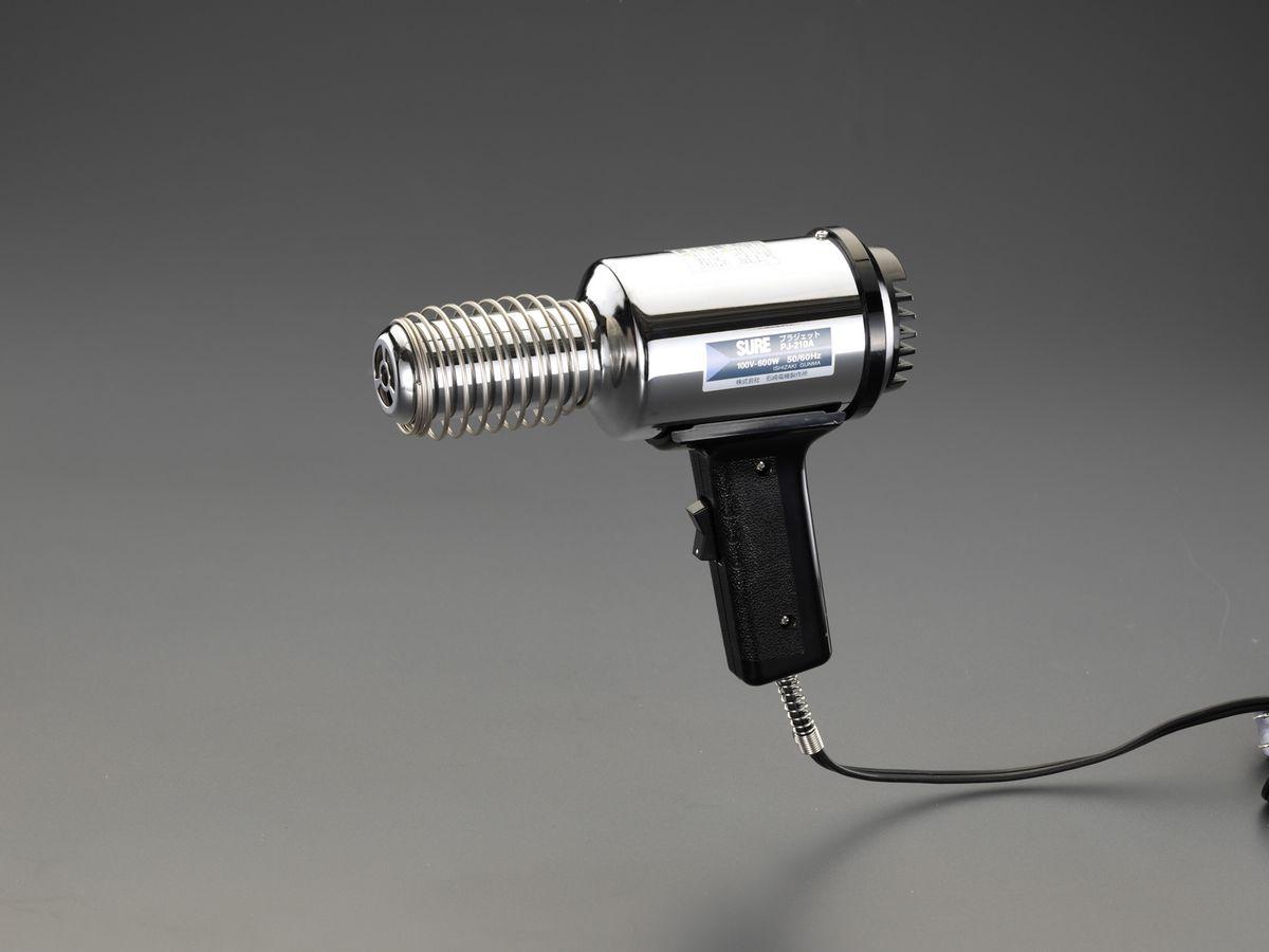 【メーカー在庫あり】 エスコ(ESCO) AC100V/ 600W ヒートガン(軽量型) 000012252607 JP