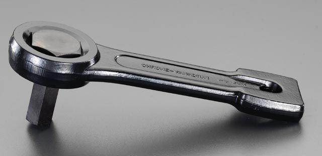 【メーカー在庫あり】 エスコ ESCO 24mm 打撃六角棒レンチ 000012086723 JP店
