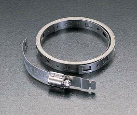 【メーカー在庫あり】 エスコ ESCO 15m 自在クランプセット(ステンレス製) 000012061568 JP