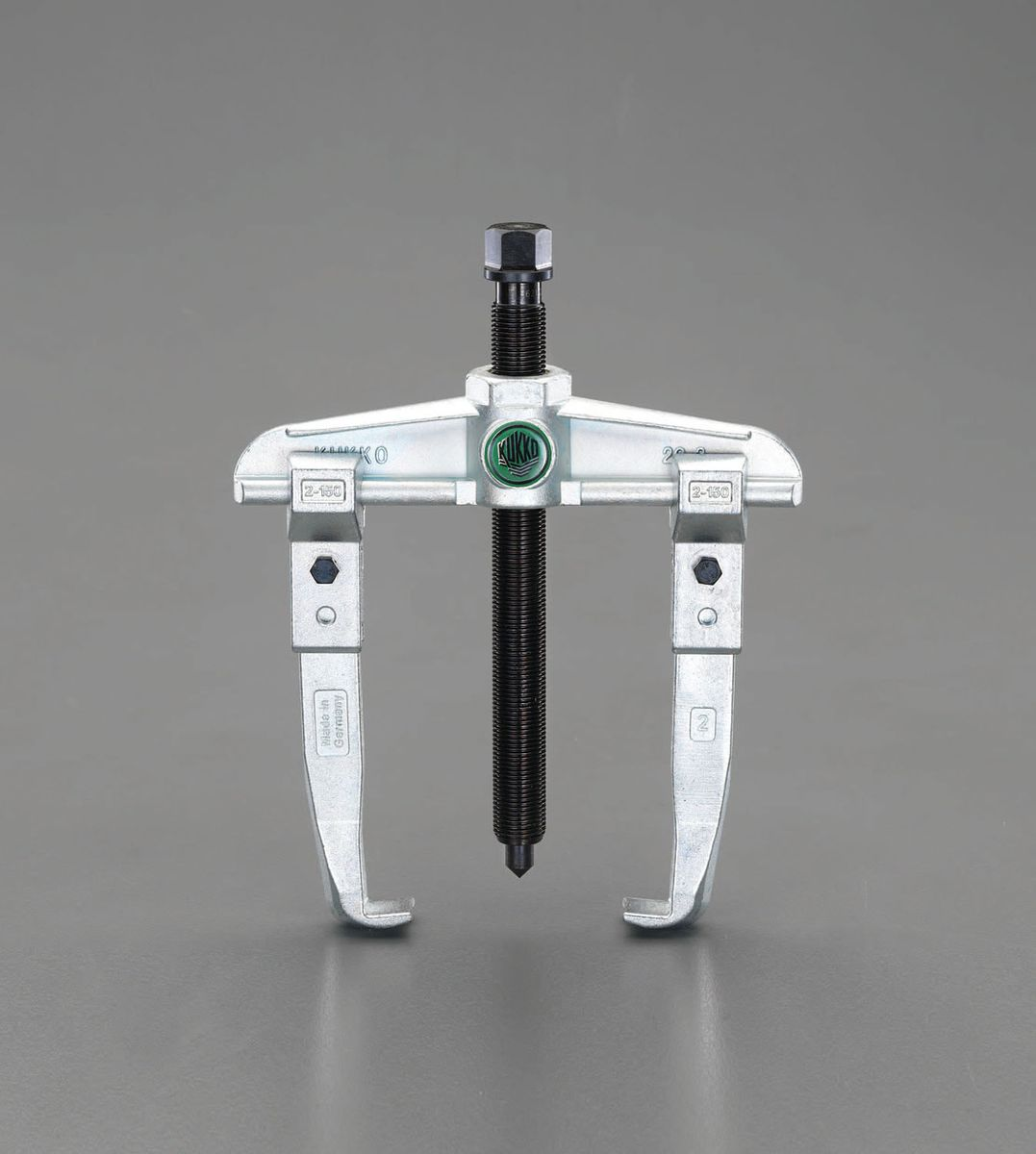 【メーカー在庫あり】 エスコ ESCO 200mm スライドアームプーラー(2本爪) 000012030371 JP