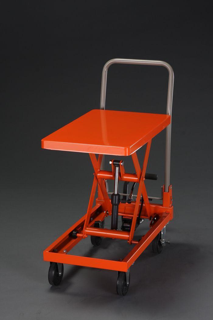 【メーカー在庫あり】 エスコ ESCO 350x 570mm/120kg テーブルリフト 000012203264 JP
