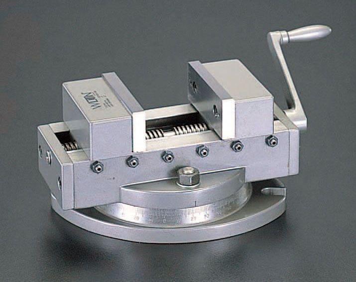 【メーカー在庫あり】 エスコ ESCO 105mm 精密セルフセンターリングバイス 000012061741 JP