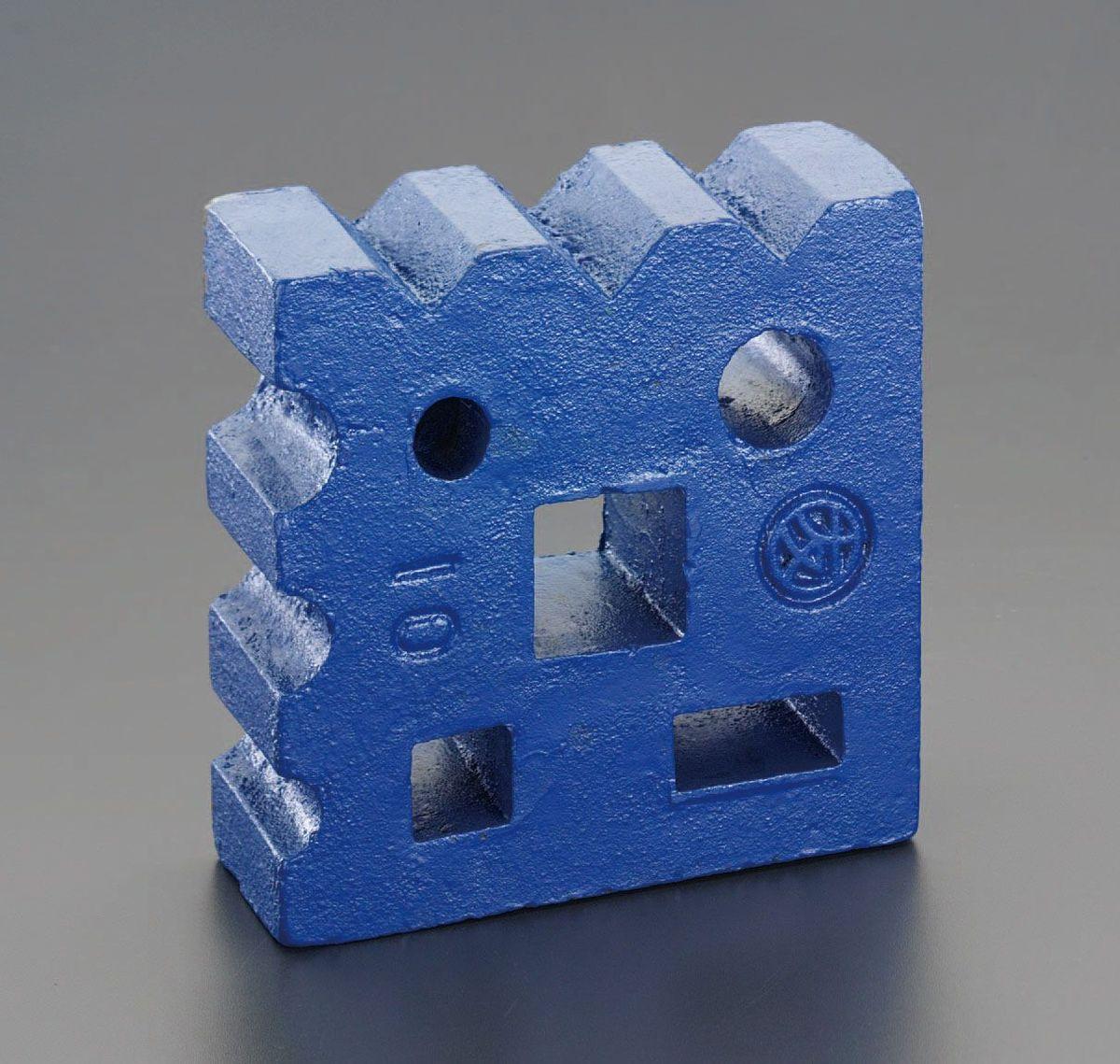 【メーカー在庫あり】 エスコ ESCO 20kg 鋳鉄製 蜂之巣床 000012078036 JP