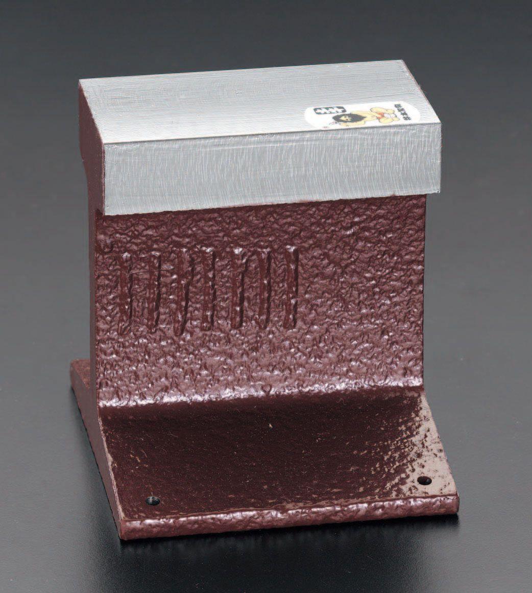 【メーカー在庫あり】 エスコ ESCO 200x100mm 6.6 Kg 金 床 000012046128 JP