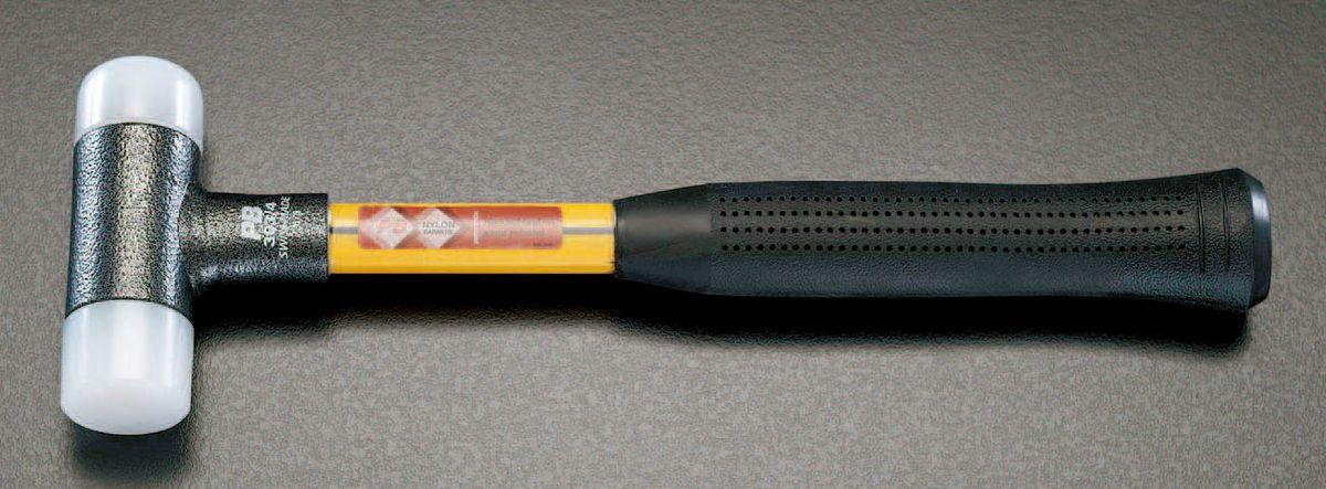 【メーカー在庫あり】 エスコ ESCO 27mm/ 330g 無反動ナイロンハンマー 000012012406 JP店