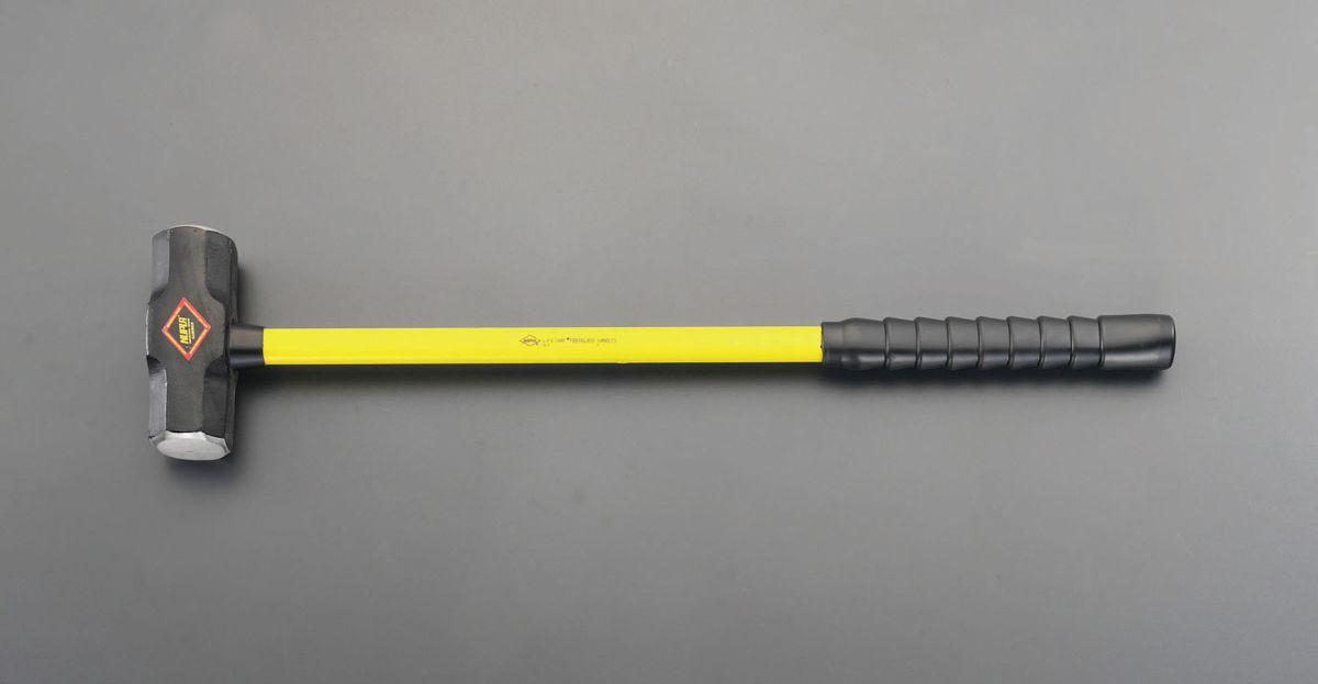 【メーカー在庫あり】 エスコ ESCO 7.2kg/810mm 大ハンマー(ファイバーグラス柄) 000012003439 JP店