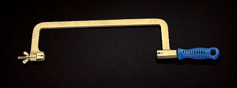 【メーカー在庫あり】 エスコ ESCO 300mm ハクソーフレーム(ノンスパーキング) 000012052971 JP店