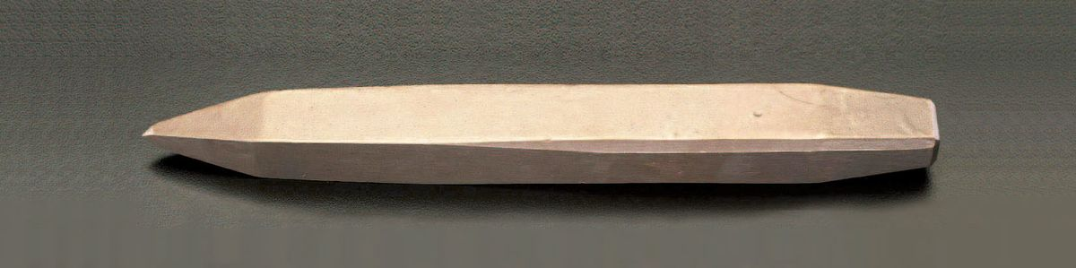 【メーカー在庫あり】 エスコ ESCO 45x45x380mm コンクリートチス(ノンスパーキング) 000012017464 JP店
