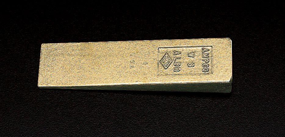 【メーカー在庫あり】 エスコ ESCO 32x50x215mm フランジウエッジ(ノンスパーキング) 000012087922 JP店