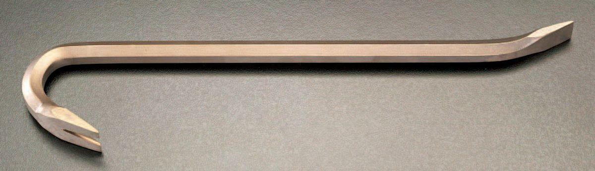 【メーカー在庫あり】 エスコ ESCO 3300g/22x920mm 釘抜き付バー(ノンスパーキング) 000012017497 JP店