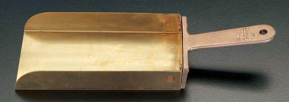 【メーカー在庫あり】 エスコ ESCO 230x305mm ダストパン(ノンスパーキング) 000012004928 JP店
