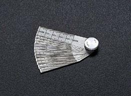【メーカー在庫あり】 エスコ ESCO 12.0-25.0mm テーパーゲージ 000012053600 JP店
