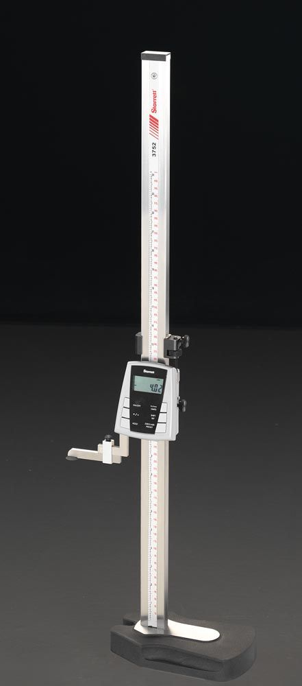 エスコ ESCO 600mm ディジタルハイトゲージ 000012074107 JP店