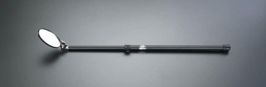 【メーカー在庫あり】 エスコ ESCO 80x130mm/0.6-1.0m 点検ミラー(伸縮型) 000012068800 JP店