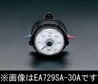 【メーカー在庫あり】 エスコ ESCO 0-500pa 微差圧計 000012071628 JP店