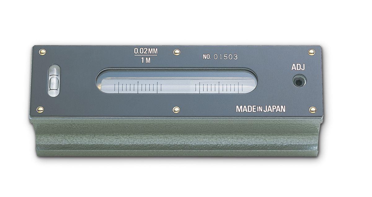 【メーカー在庫あり】 エスコ ESCO 150mm(0.02mm/m) 精密レベル 000012257748 JP店