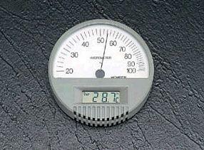 【メーカー在庫あり】 エスコ ESCO 温度 湿度計 000012016335 JP店