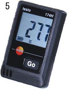 【メーカー在庫あり】 エスコ ESCO 温湿度データロガー 000012211051 JP店
