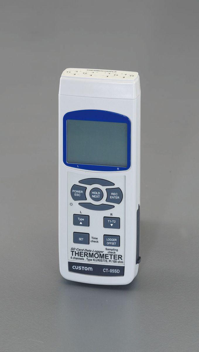 【メーカー在庫あり】 エスコ ESCO データロガー温度計 000012228367 JP店