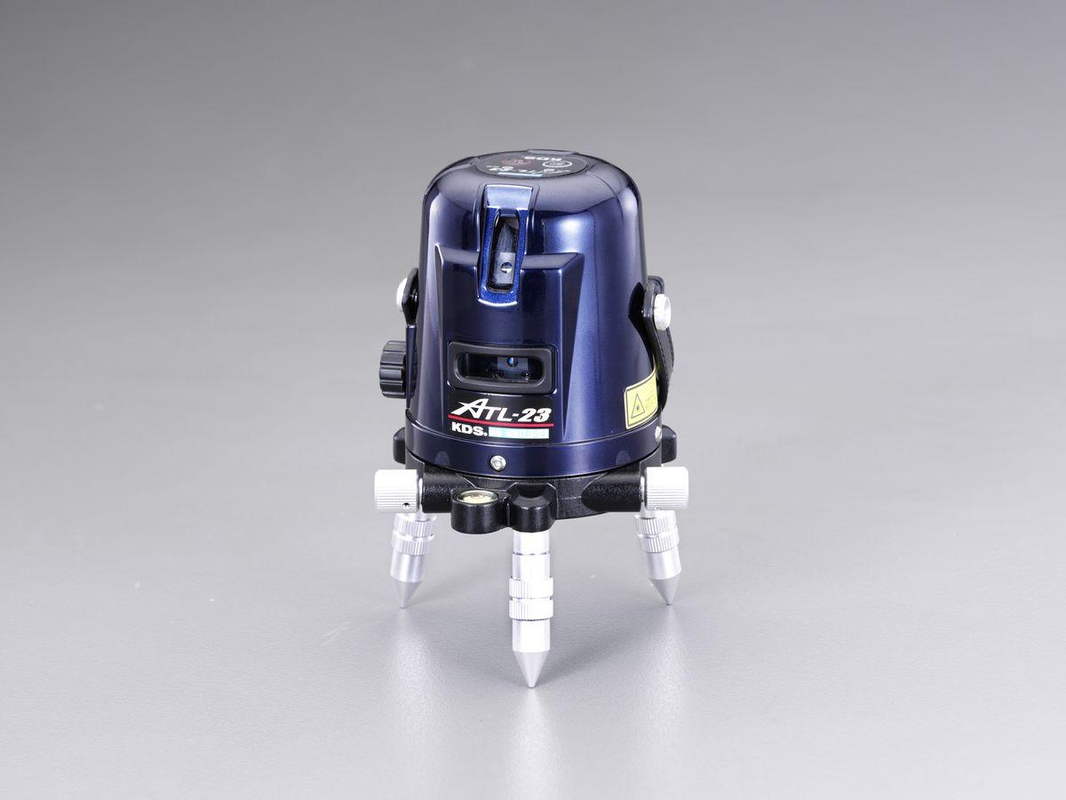 【メーカー在庫あり】 エスコ ESCO レーザー墨出し器(三脚 受光器セット) 000012247306 JP