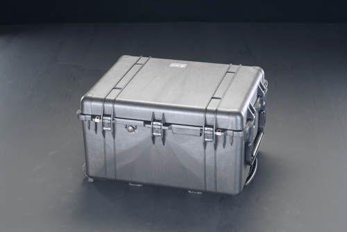 【メーカー在庫あり】 エスコ ESCO 703x533x394mm/内寸 万能防水ケース(黒) 000012079651 JP店